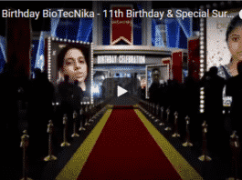 Biotecnika's 11th Birthday Surprise