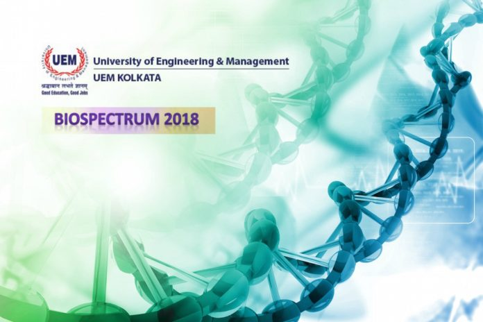 BIOSPECTRUM 2018 @ University of Engineering & Management