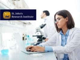 Cancer Project Research Associate Post @ St. John's Research Institute