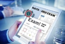 GATE 2019 Notification, Application Date, Deadline & Eligibility