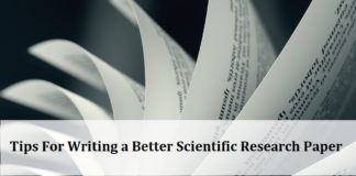 7 Most Effective Tips For Writing a Better Scientific Research Paper