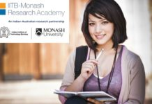 PhD Scholarships Dec 2018 @ IITB-Monash Research Academy