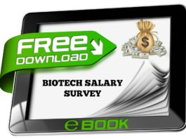 Download Biotech Salary Survey 2018 FREE eBook
