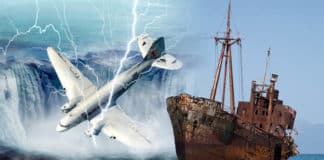 The Mystery of Bermuda Triangle finally Resolved