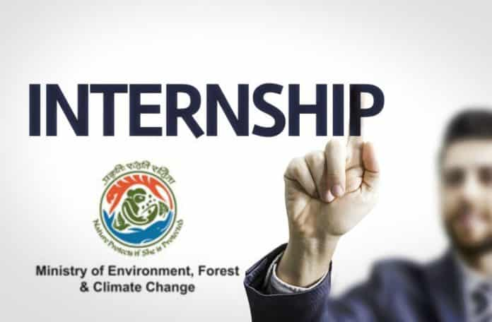 Life Science Internship For Freshers @ MoEFCC