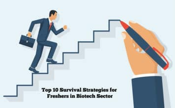 Top 10 Survival Strategies for Freshers in Biotech Sector