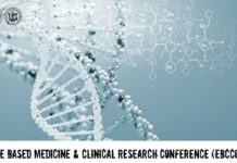 Evidence Based Medicine & Clinical Research Conference 2019