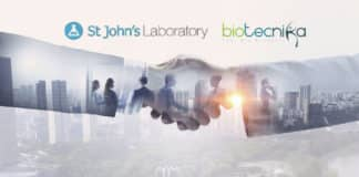 St John Laboratories Inks Biosupply Pact With Biotecnika Info Labs