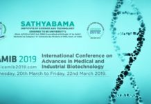 International Conference - ICAMIB 2019