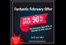 Fantastic February Offer