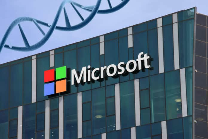 Microsoft Partners With Biotech Companies On Programming Biology