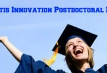 Novartis Innovation Postdoctoral Fellowship 2019