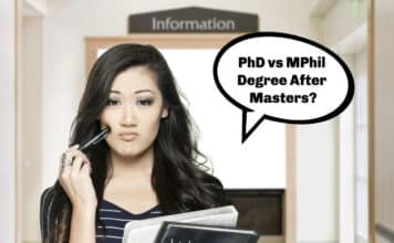 PhD vs MPhil Degree After Masters? Find Out!