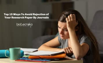 Top 15 Ways To Avoid Rejection of Your Research Paper By Journals