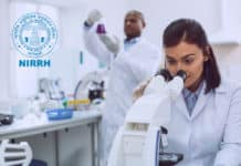 Msc Life Science Junior Research Fellow post @ ICMR-NIRRH