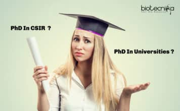 PhD In CSIR Labs vs PhD In Universities - Which Is Better?