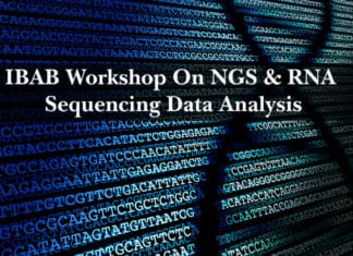 IBAB Workshop On NGS & RNA Sequencing Data Analysis