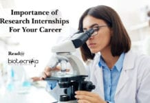 Importance of Research Internships For Your Career & How To Apply