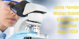 Jamia Hamdard Woman Scientist