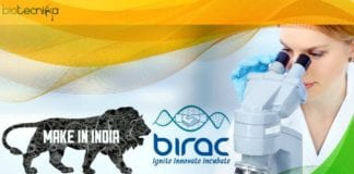 Govt BIRAC Trainee Job