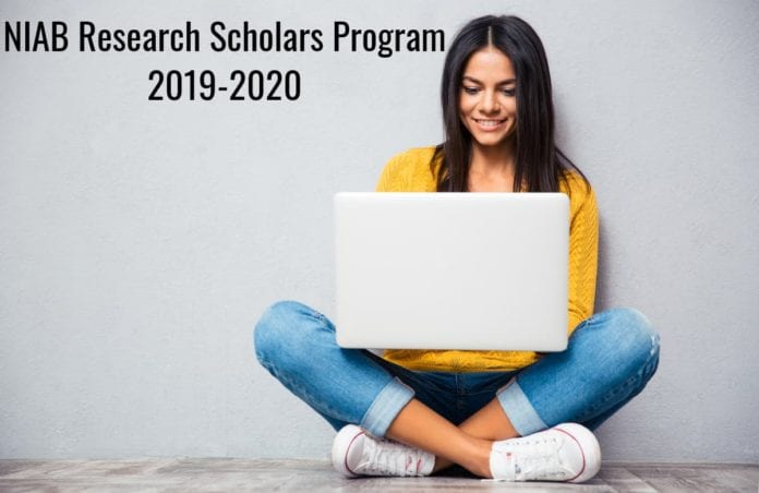 Research Scholars Program
