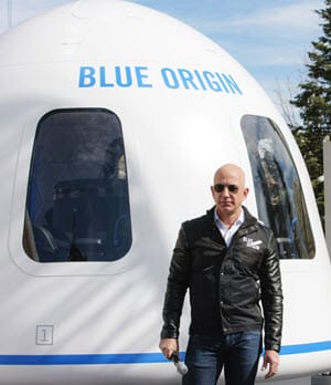Jeff Bezos Moon Dream - How Practical It Is? Biological Challenges He May Face?