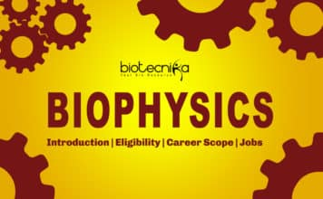 Biophysics: Introduction, Eligibility, Career Scope, Companies Hiring