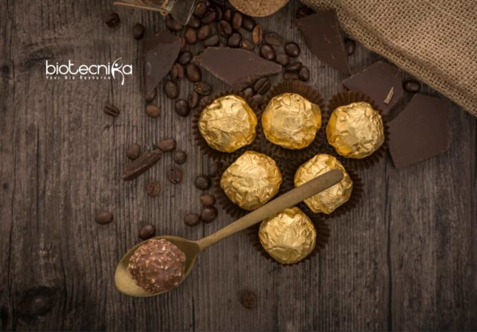 Ferrero Rocher Food Technology