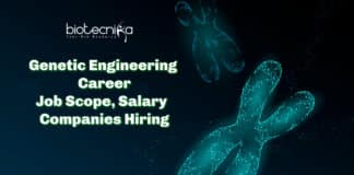 Genetic Engineering Career, Job Scope, Salary, Companies Hiring