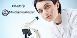 National Dope Testing Laboratory Internship