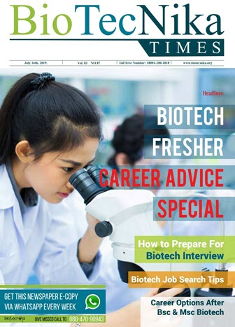 biotecnika magazine latest issue 16 july 2019