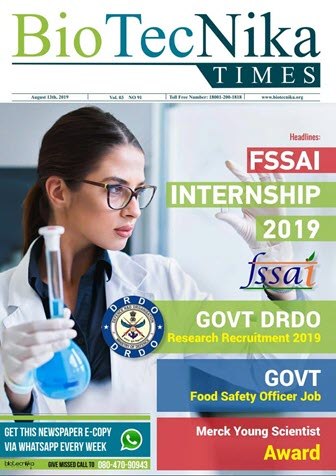 biotecnika magazine latest issue 23rd july 2019