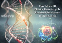 How Much Of Physics Knowledge Is Required For Career In Biological Sciences?
