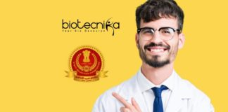 SSC Life Sciences Recruitment