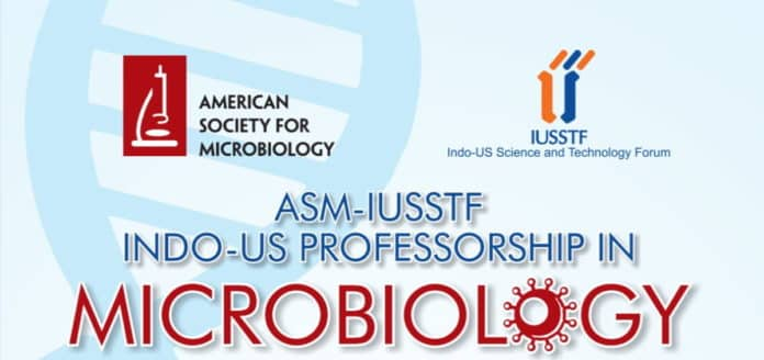 ASM-IUSSTF INDO-US Professorship