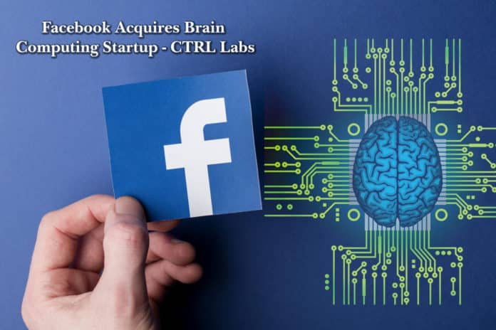 Facebook Acquires Brain Computing Startup - CTRL Labs