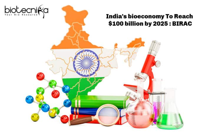 India's bioeconomy to reach $100 billion
