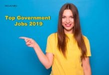 Top 12 Government Jobs