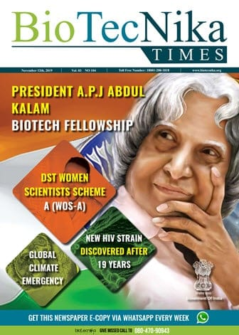 biotecnika magazine latest issue 12th November 2019