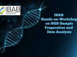 IBAB Hands-on-Workshop on NGS Sample Preparation and Data Analysis