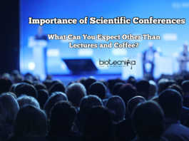 Scientific Conference Importance