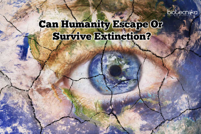 Can Humanity Escape Or Survive Extinction?
