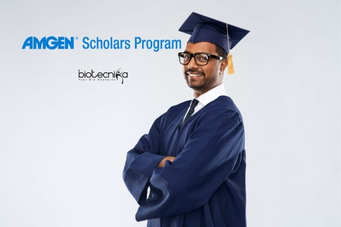 Amgen Scholars Program 2020