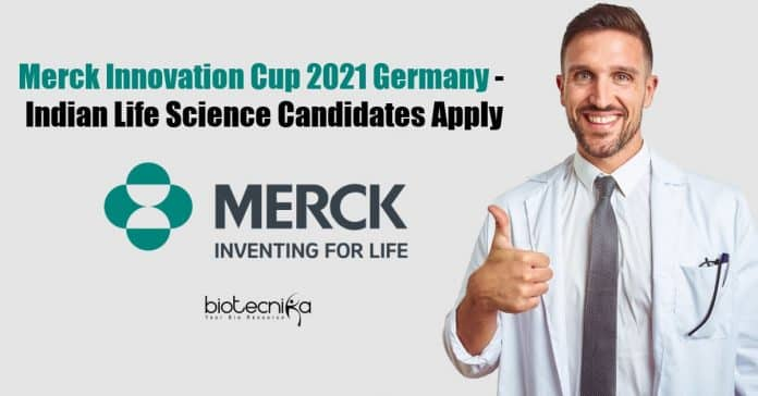 Merck Innovation Cup 2021