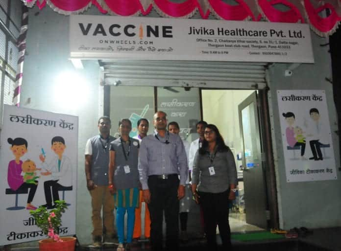 Vaccination On Wheels Initiative