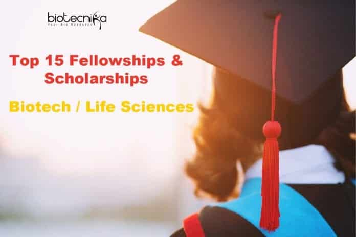 Top Biotech Scholarships
