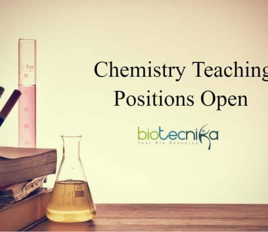 Chemistry Teaching