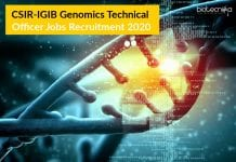IGIB Biological Science Jobs