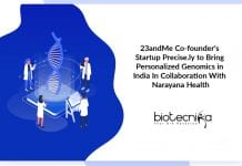 personalized genomics in India by Precise.ly