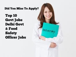 Top 10 Government Jobs
